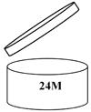 Date jar label